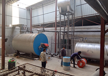 1.2Million-Kcalh-Oil-Gas-Dual-Fuel-Fired-Thermal-Oil-Boiler- 1