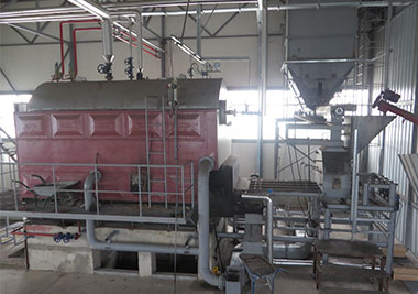 2.5Th-Straw-Fired-Steam-Boiler-in-Serbia-2