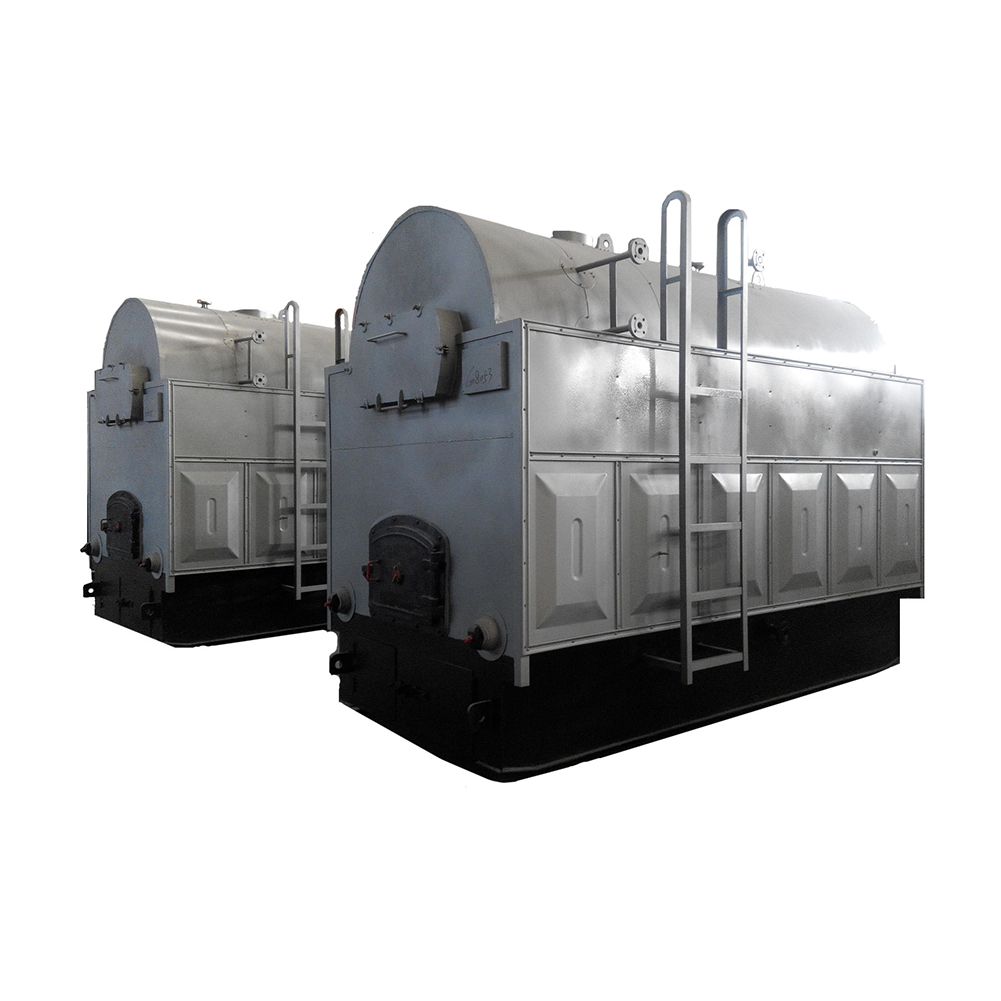 Fixed Grate Biomass Steam Boiler