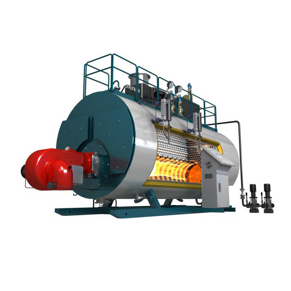 Oil/Gas Fired Steam Boiler With Fully Automatic Control