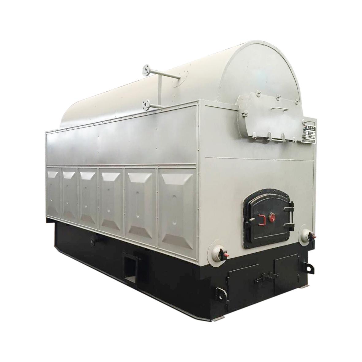 Manual Wood Boiler