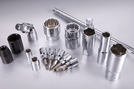 Metal parts factory