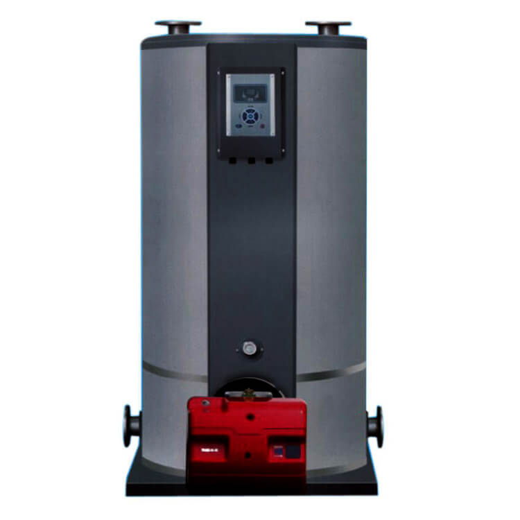 VFW Series of Vertical Fire Tube Oil/Gas Fired Hot Water Boiler