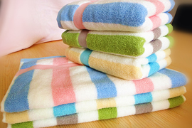 Towel factory