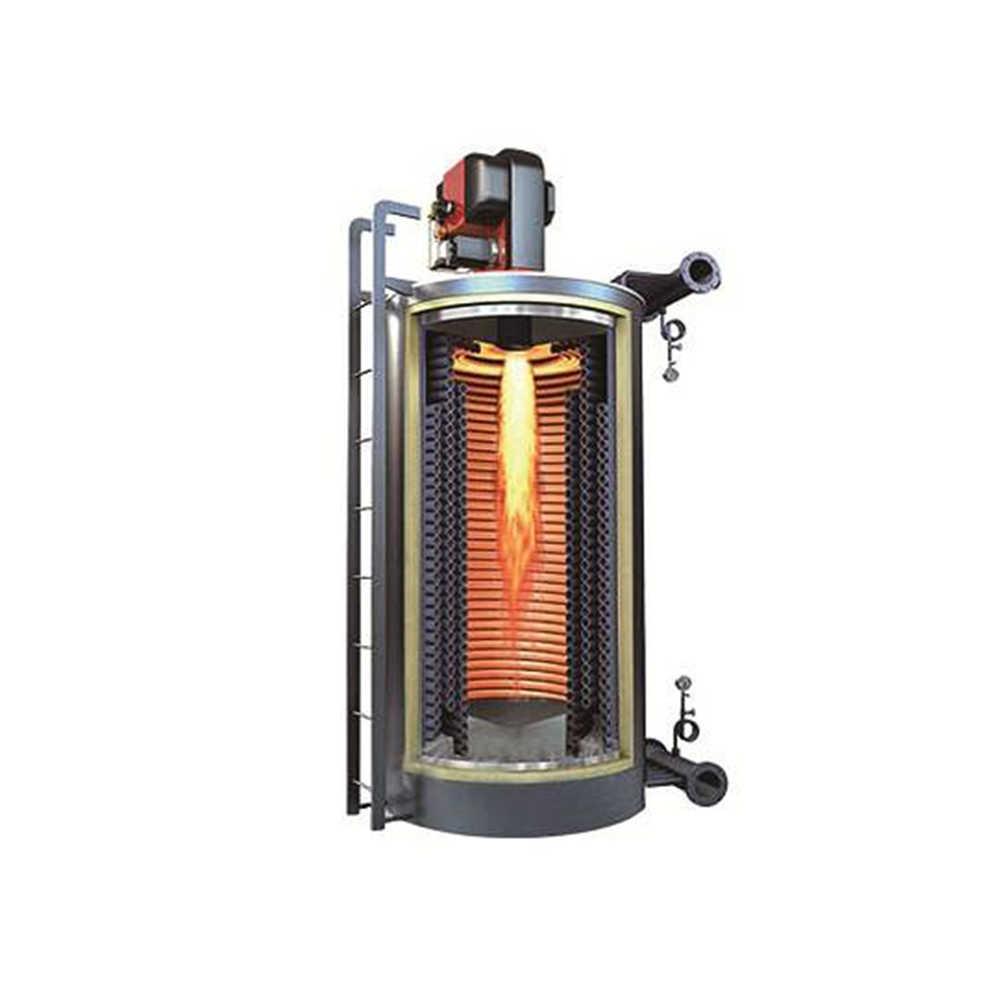 Vertical Hot Oil Boiler