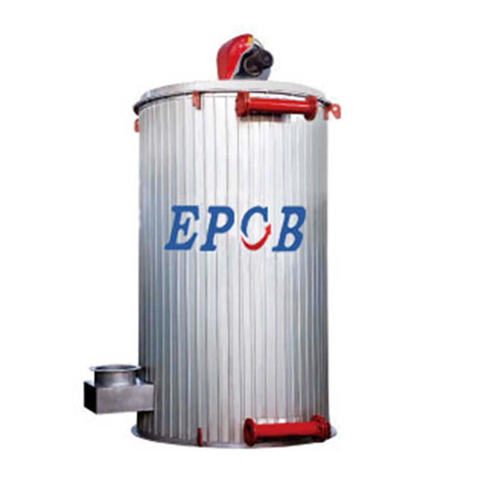 Vertical Hot Oil Boilers