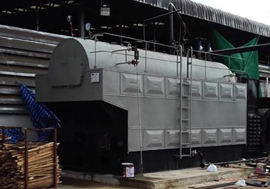wood-fired-steam-boiler-in-Thailand-1